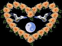 Coeur-de-roses
