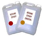Resine-orgonite