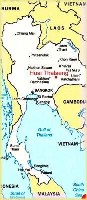 Huai-Thalaeng-map