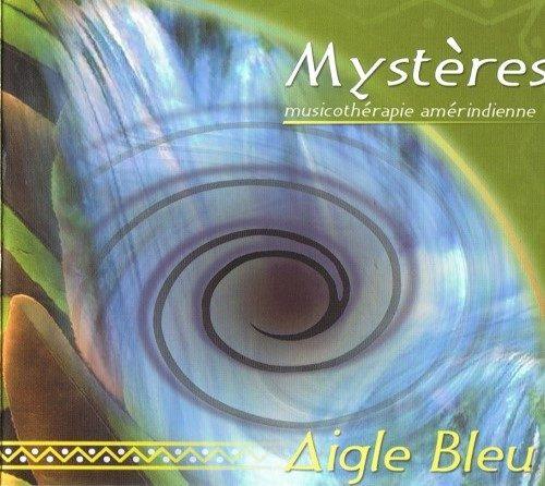 CD - Mystère (Voix) - Aigle Bleu.