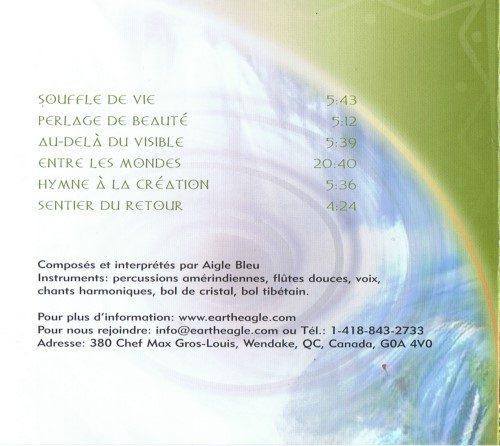 CD - Mystère (Voix) - Aigle Bleu. Verso