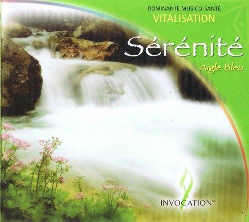 CD - Sérénité - Aigle Bleu