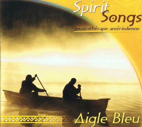 CD - Spirit songs - Aigle Bleu