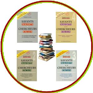 Livres sur les Savants Maudits