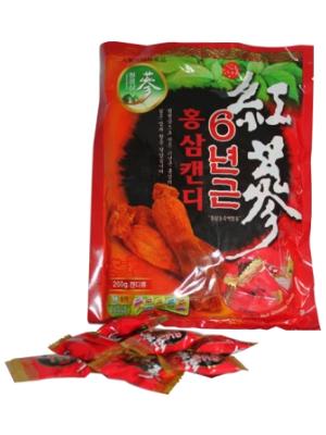 SANA-GRBO - Bonbon au ginseng rouge