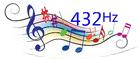 Logo 432 Hz