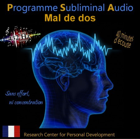 Subliminal audio - Mal de dos