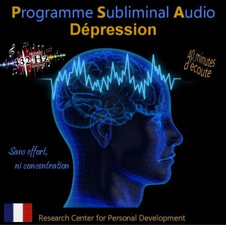 CD subliminal audion - Dépression