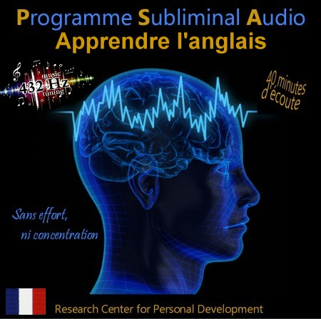CD subliminal audio - Apprendre l'anglais
