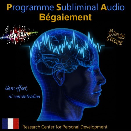 CD subliminal audio - Bégaiement