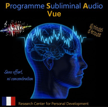 CD subliminal audio - Vue