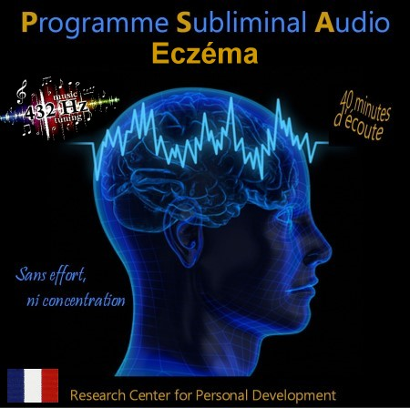 CD subliminal audio - Eczéma