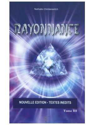 Rayonnance - Livre de Nathalie Chintanavitch