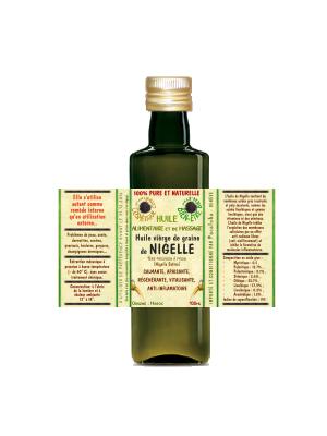 Huile de Nigelle - 100ml