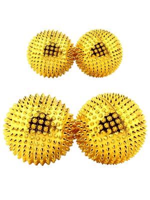 Boules magnétiques de réflexologie - avec picots