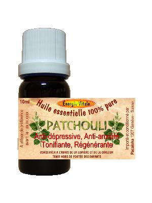 Huile essentielle de Patchouli - 10ml