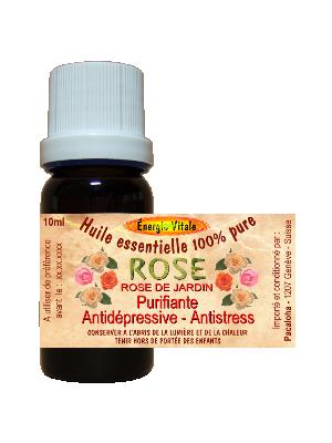 Huile essentielle de Rose - 10ml