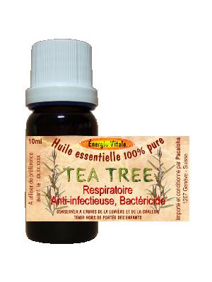 Huile essentielle de Tea Tree - 10ml