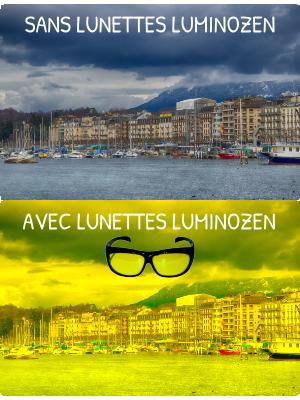 Lunettes LUMINOZEN - Luminothérapie A