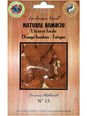 ER10-15 - Les Encens Rares - Natural Bamboo