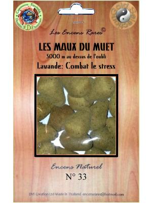 ER10-33 - Les Encens Rares - Les Maux du Muet