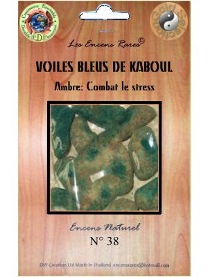 ER10-38 - Les Encens Rares - Voiles bleus de Kaboul