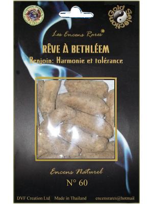 ER10-60 - Les Encens Rares - Rêve à Bethléem