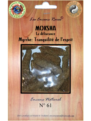 ER10-61 - Les Encens Rares - Moksha