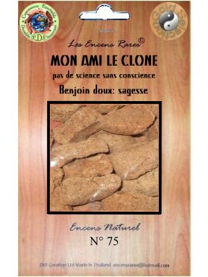 ER10-75 - Les Encens Rares - Mon Ami le Clone