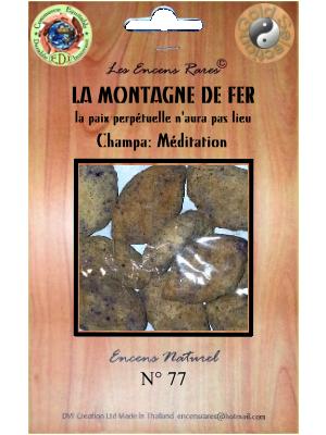 ER10-77 - Les Encens Rares - La Montagne de Fer
