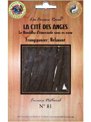 ER10-81 - Les Encens Rares - La cité des Anges