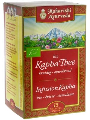 Thé ayurvédique Kapha bio