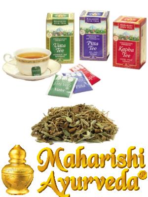 Tasse de thé Maharishi bio