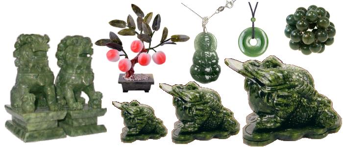 Bandeau Feng-Shui - Les Jades