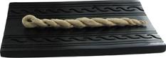 Encens cordelette népalaise sur coupelle