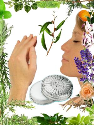 HA-THA baume-parfum ayurvédique - CLASSIC - 2