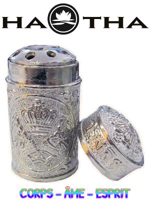 Ha-Tha Inhalateur ayurvédique - Corps, Âme et Esprit