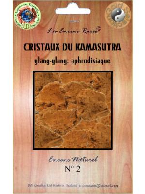 ER10-02 Les Encens Rares - Cristaux du Kamasutra