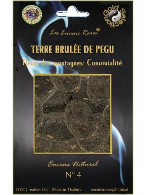 ER10-04 - Les Encens Rares - Terre brulée de Pegu