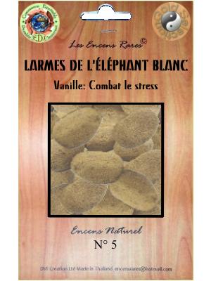 ER10-05 - Les Encens Rares - Larmes de l'éléphant blanc