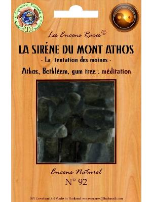 ER10-92-La-sirene-du-mont-athos - Les Encens Rares