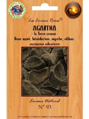 ER10-93-Agartha - Les Encens Rares