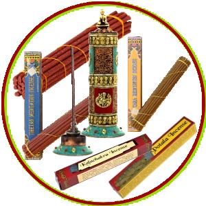 Encens Tibétains