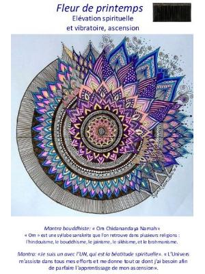 e66031b8ee Émetteur Fleur de Printemps – Élévation spirituelle, Ascension