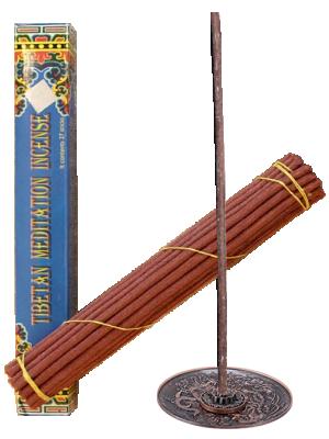 Encens bâton Tibétains - MÉDITATION