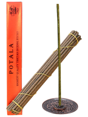 Encens bâtons Tibétain POTALA