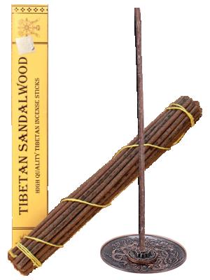 Encens bâtons Tibétains BOIS DE SANTAL