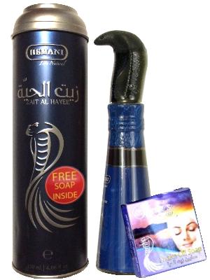Huile Serpent 250ml - spéciale cheveux