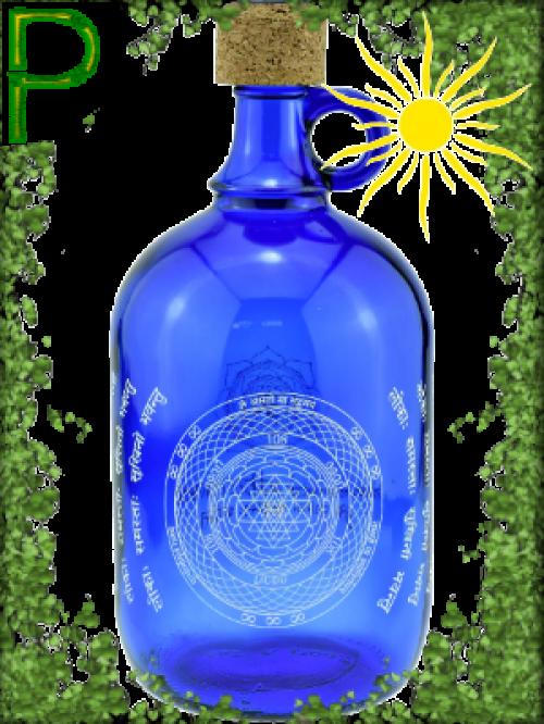 Devi Water - Shri Yantra